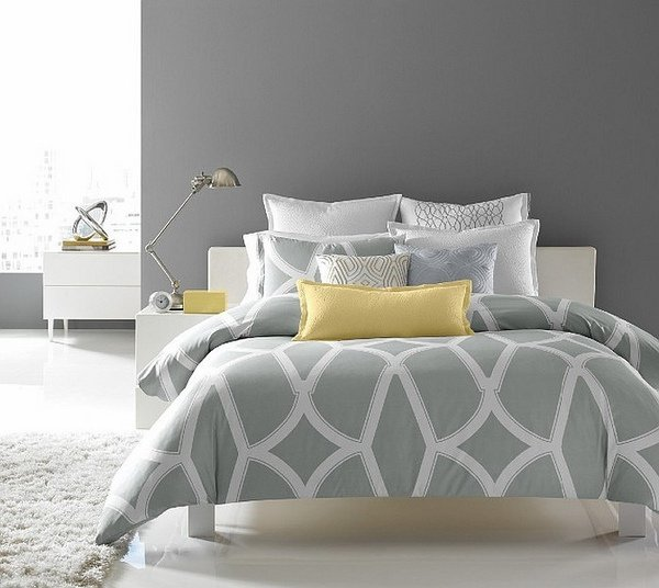 gray-and-yellow-bedroom-decor-contemporary-bedroom-design-light-gray-shades